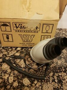 Vision Engineering Alpha Adaptor Isis Stereo Microscope Head Is 080 Free Ship