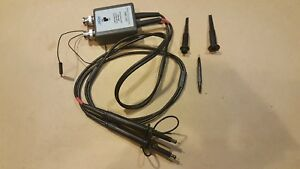 Teledyne Lecroy Dxc100a Dc 250mhz Passive Differential Probe Pair pre owned