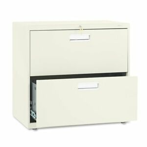 Hon 600 Series 30 Inch Lateral File Cabinet