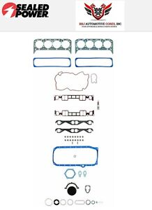Chevy Sbc 305 5 0 Sealed Power Felpro Overhaul Gasket Set 1996 2002