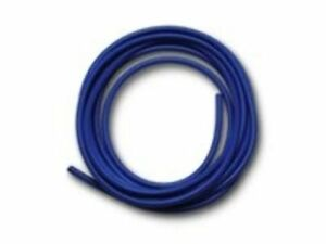 3 4 19mm Id Silicone Vacuum Hose 10 Ft Spool Blue