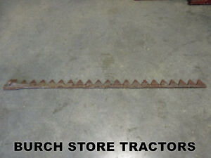 Ih Farmall Cub C 22 Sickle Bar Mower Blade