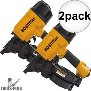 Bostitch N80cb 1 15 Deg Industrial Coil Framing Nailer 1 1 2 To 3 1 4 2x New