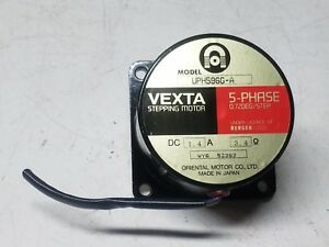 Oriental Motor Co Vexta Uph596g a Stepping Motor 5 phase Dc 1 4a