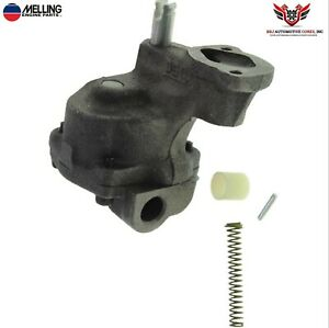 Melling Chevy Sbc 283 305 307 327 350 400 High Pressure Oil Pump