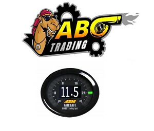 Aem Digital Wide band Uego Air fuel Boost Gauge Failsafe All in one 30 4900