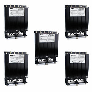 5x 25w 6cavity Uhf Duplexer Sl16 uhf m Connector 380 470mhz For Motorolarepeater