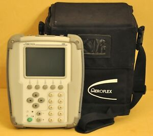 Aeroflex Ifr 3500 Radio Communications Test Set Spectrum Analyzer
