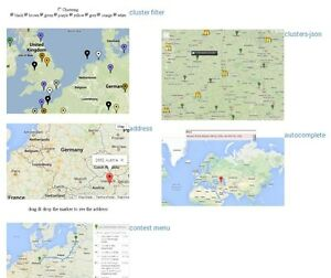 Google Maps Website 1 Year Ftp Hosting 5 Gb Disk Space 5 Gb Monthly Bandwidth