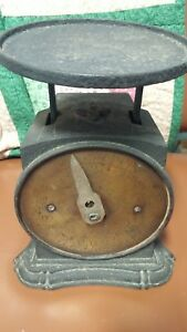 Antique John Chatillon Sons Scale 24 Lbs