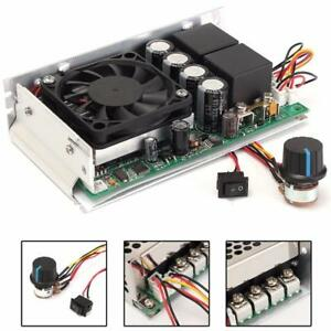 10 30v 100a 3000w Programable Reversible Dc Motor Pwm Speed Controller Board