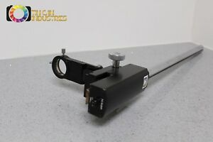 Nikon Microscope Condenser Mount W power Connection Free Shipping