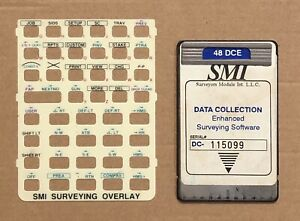 Smi Data Collection Card For Hp 48gx Calculator