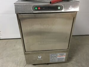 Hobart Lxi Series Commercial Dishwasher 130017 120 240v Lxih Stainless Steel Usa