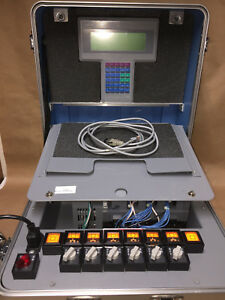 Allen bradley Plc 1747 demo 3 Slc500 Training Kit 1747 pt1 Programmer