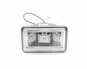 Eagle Eye Universal Headlight Square Head Lamp Led 4 X 6 Inch High Low Beam