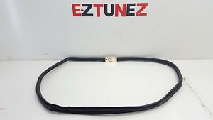 2008 2013 Cadillac Cts Left Driver Rear Door Jamb Frame Weather Strip Seal Oem