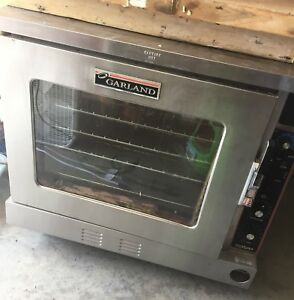 Garland Moisture Plus Bread Oven Mp gs 10 s