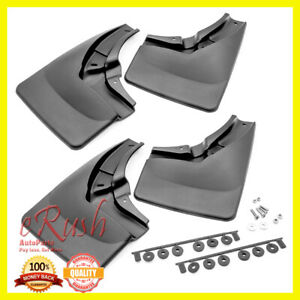 For 2009 2018 Ram 1500 2500 3500 Mud Guards Flaps For Non Fender Flare Model