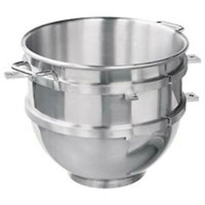 New Hobart 140 Qrt Stainless Steel Mixer Bowl L140 Ssbw For Hobart Legacy Mixer