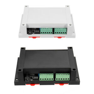 Rj45 Tcp ip Web Remote Control Board With 8 Channels Relay Integrated 250vac