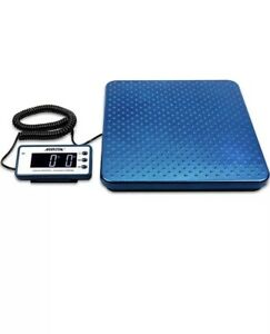 Accuteck Acb440 Digital Postal Scale 440lb 2 Scotty Peeler Label Removers New