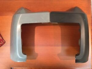 Nos 1976 76 Chevy Caprice Front Fender Extension Left Right