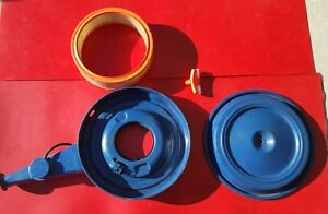 1960 s 1970 s Gm Chevy Gmc Truck Air Cleaner 8 Snorkel 4 Barrel