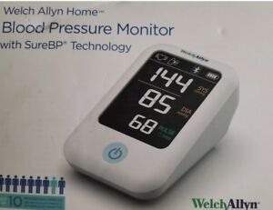 Welch Allyn Home 1700 Blood Pressure Monitor H bp100sbp Sure Bp Smartphone Conn