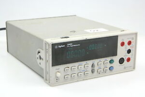 Agilent Hp 34405a 5 Digit Multimeter