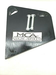 Boss Snow Plow Wing Extension Poly Cutting Edge Bax08057 Bal0817 Bar0827