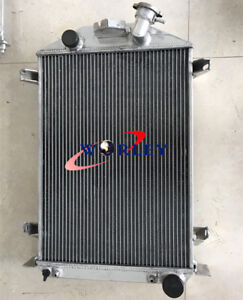 62mm Aluminum Radiator For Ford Truck Car chevy V8 At 1932