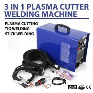 3in1 Plasma Cutter Tig Mma Welder Ce Approved Fast Delivery On Sale Great
