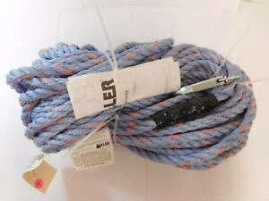 Miller By Honeywell 300l 150ftbl Synthetic Rope Lifeline 150 Ft 300l 5 8
