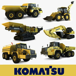 Komatsu Sk815 5 Turbo Skid steer Loader Operation Maintenance Manual