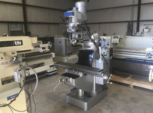 New Milling Machine Sharp