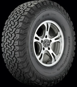 Lt275 55r20 Bfgoodrich All Terrain T A Ko 2 New Tires