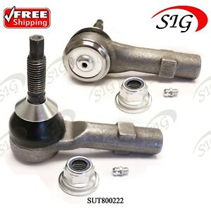 2 Jpn Outer Tie Rod For Ford Five Hundred 2005 2006 2007 Same Day Shipping