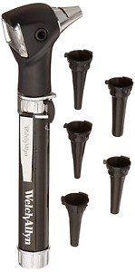 Welch Allyn Pocketscope Jr Otoscope With Aa Handle Pocket Clip 22840