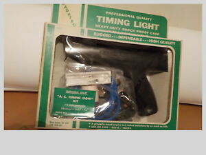 New Old Stock Radatron Timing Light Professional Quality
