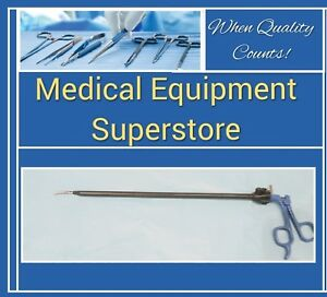 Snowden Pencer Laparoscopy Forceps Maryland Dissector 90 4008 10mm 34cm Nice