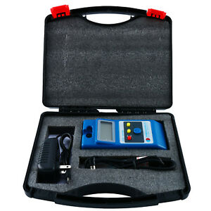 Lcd Tesla Meter Gaussmeter Surface Magnetic Field Tester Wt10a With Metal Probe