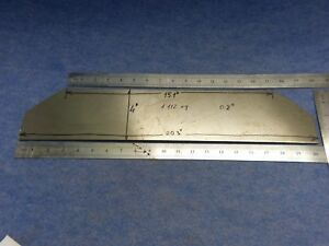 Titanium Plate Sheet Ti 6al 4v Grade 5 Thickness 0 2 Inches