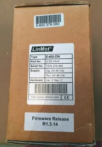 Linmot E400 dn Linear Motor Controller 4 Channel With Devicenet 0150 1644