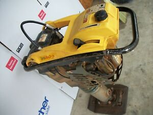 Wacker Neuson Bs50 4s 11 4 Cycle Rammer Jumping Jack Local Pick Up Near Memphis