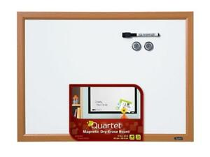 Quartet Dry Erase Board Whiteboard white Board Magnetic 17 X 23 Assorted