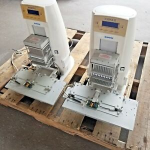 lot Of 2 Thermo Scientific Matrix Hydra Ii Automated Liquid Handling System