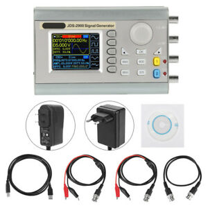 Jds2900 15 60mhz Dds Signal Generator Counter Frequency Dual Channel Ac 100 240v