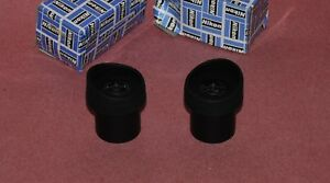 Nikon Stereo Microscope Stereomicroscope Eyepieces Lenses Excellent