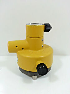 Topcon Rotating Tribrach Adaptor Model S2 Threaded Stud Is Missing